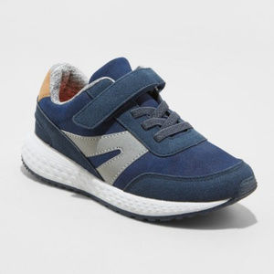 Toddler Boys Camden Sneakers - Cat & Jack™ Navy